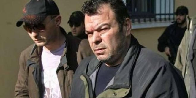 Greek Mafioso Vassilis Stefanakos assassinated in West Athens