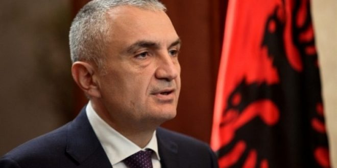 Albanian president Meta blocks talks on sea border with Greece