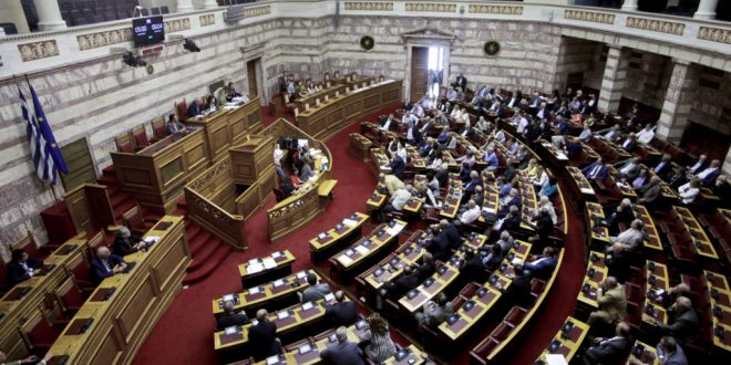 Greek Parliament adopts resolution calling for WWII reparations from Germany
