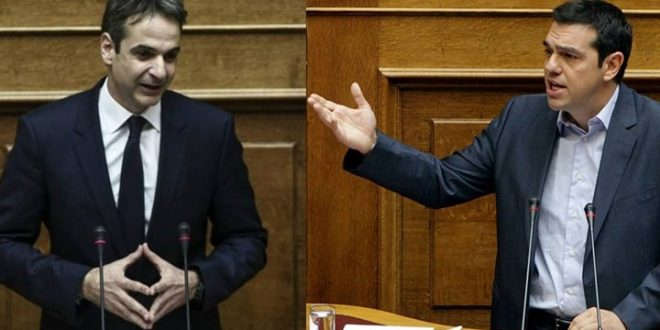 Op-Ed: European elections in Greece shrink into a Tsirpas-Mitsotakis duel