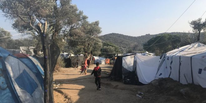 MSF warns of increasing assaults against children in Moria camp