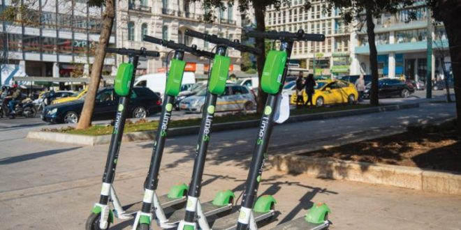 Lime scooters free of charge in Greece & 10 EU countries on May 26 elections