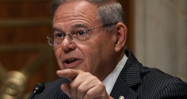 US Senator Menendez in Athens meets the President of Republic, Defense Minister