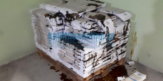 Golden Dawn ballots destroyed with antiseptic by unknown perpetrators