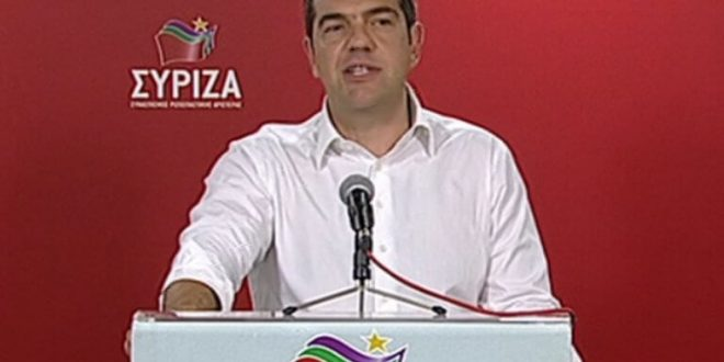 PM Tsipras to call for snap elections after 2. round of regional & local elections