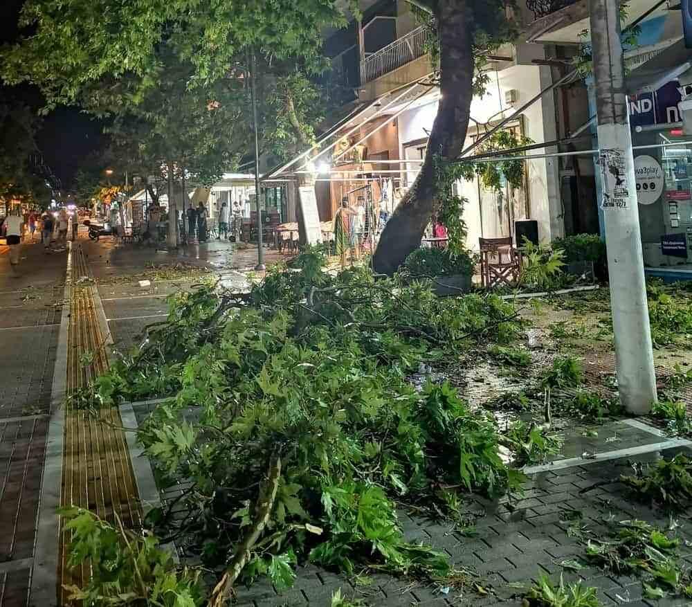 Halkidiki Battered By Powerful Storm 6 Dead 100 Injured